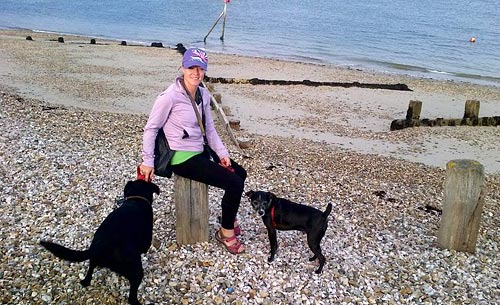 dog walking, cat sitting and pet visiting Portsmouth - Kath of Southsea